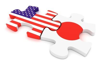 日本アメリカ